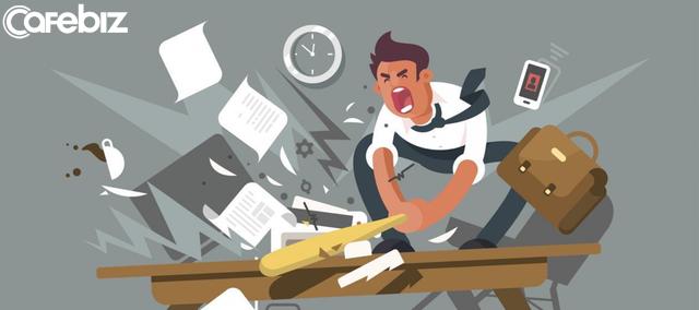 Nổi nóng ảnh hưởng nghiêm trọng tới sự nghiệp của bạn: Người thành công đều giỏi kiểm soát cơn tức giận  - Ảnh 2.