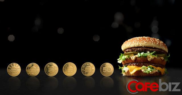 [Case study] Làm cách nào cứ mỗi 30s, McDonalds lại bán được 800 Big Mac trong ngày sinh nhật lần thứ 50 của mình? - Ảnh 1.