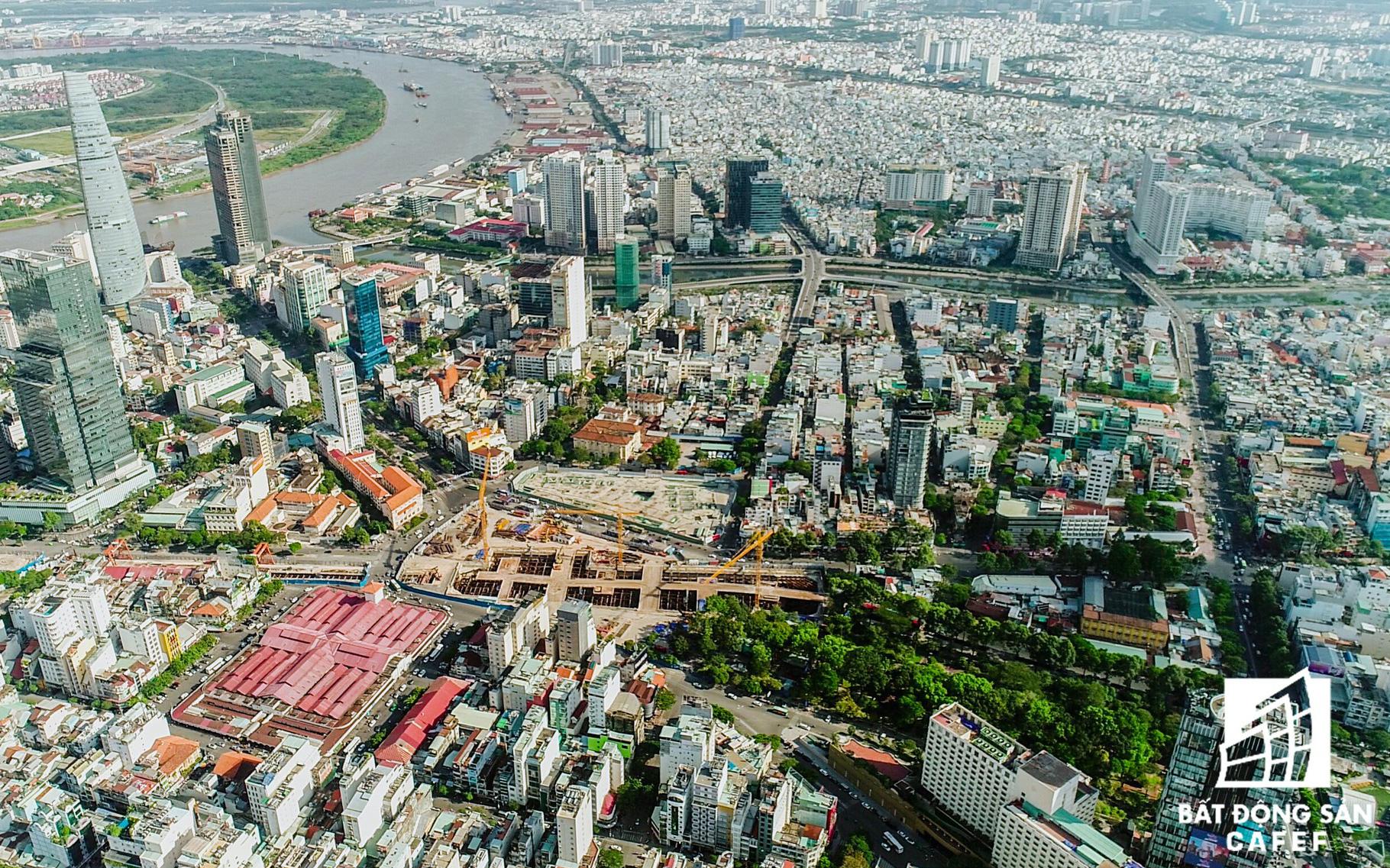 Quỹ đất khan hiếm, siết cấp phép nhà cao tầng khiến căn hộ hạng sang trung tâm Quận 1 có thể tiếp tục tăng giá