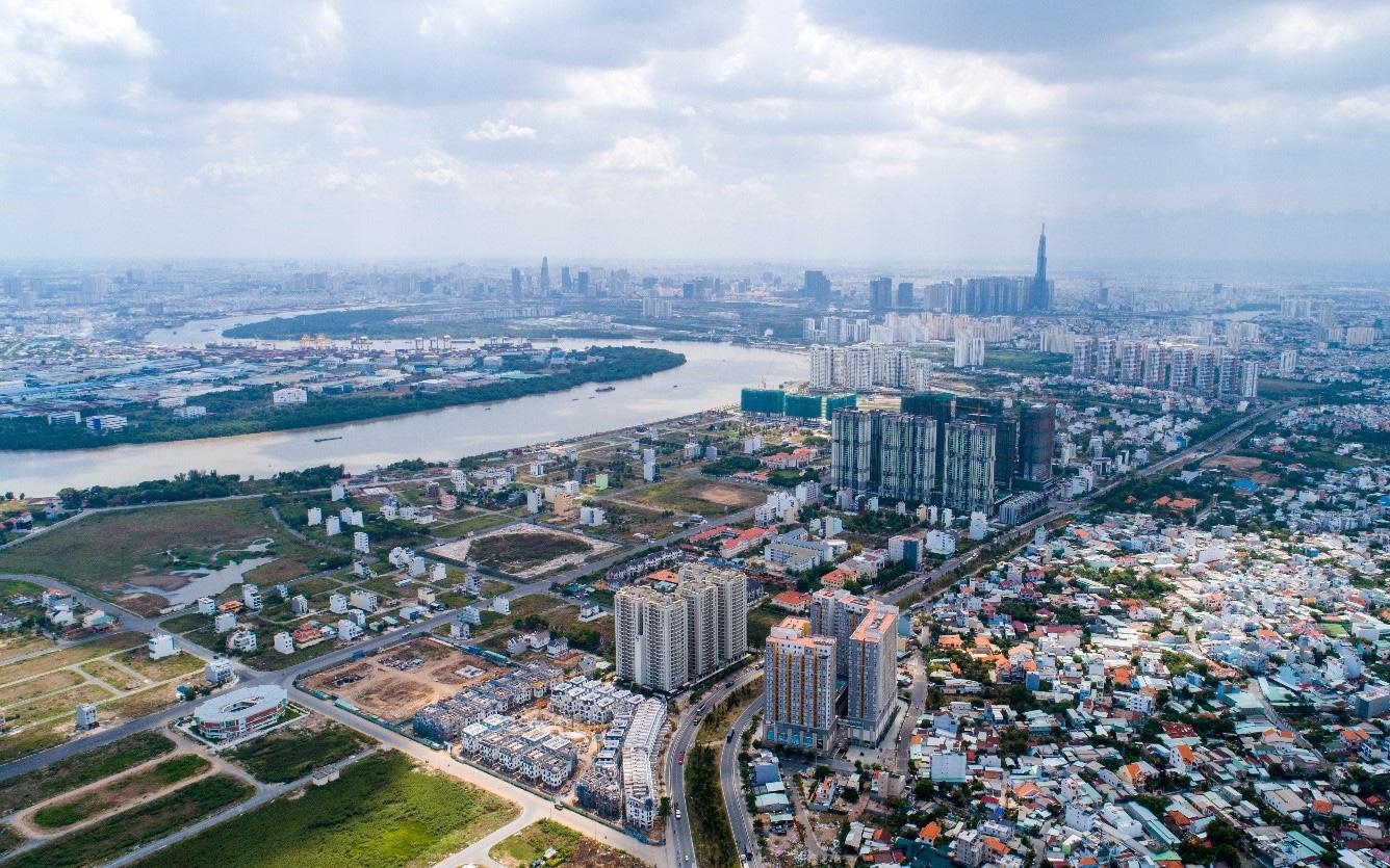 """Thị trường bất động sản kỳ vọng lớn vào bản phác thảo thành lập """"Thành phố trong thành phố"""" của TPHCM"""