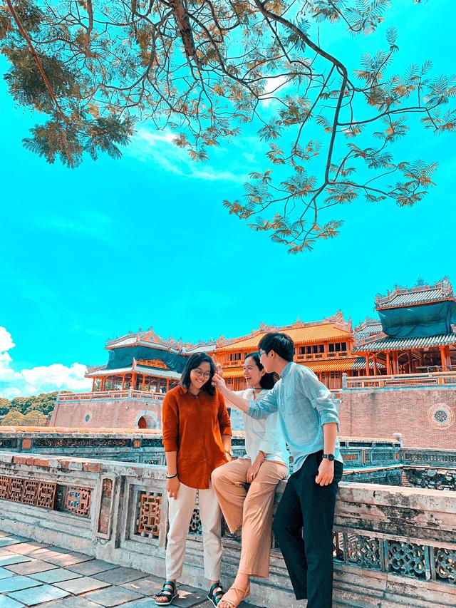 Điểm sáng Cầu Vòm Đồn Cả trong hành trình Huế - Hội An - Đà Nẵng: Thơ mộng như tranh vẽ, tha hồ picnic và tắm suối - Ảnh 9.
