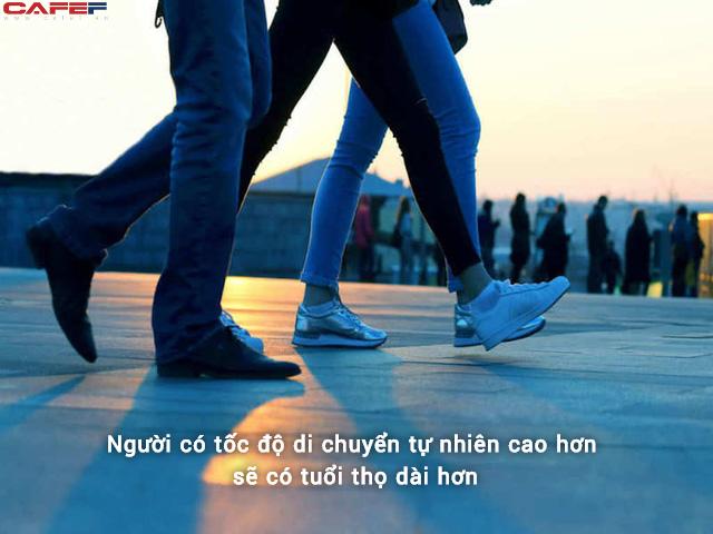 Tư thế và tốc độ đi bộ của 1 người sẽ phản ánh trực tiếp tình trạng sức khỏe: Có những vấn đề mà chính bạn không hề nhận ra! - Ảnh 1.