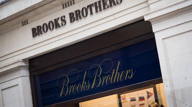 Hãng thời trang 200 năm tuổi Brooks Brothers đệ đơn xin phá sản - Ảnh 1.
