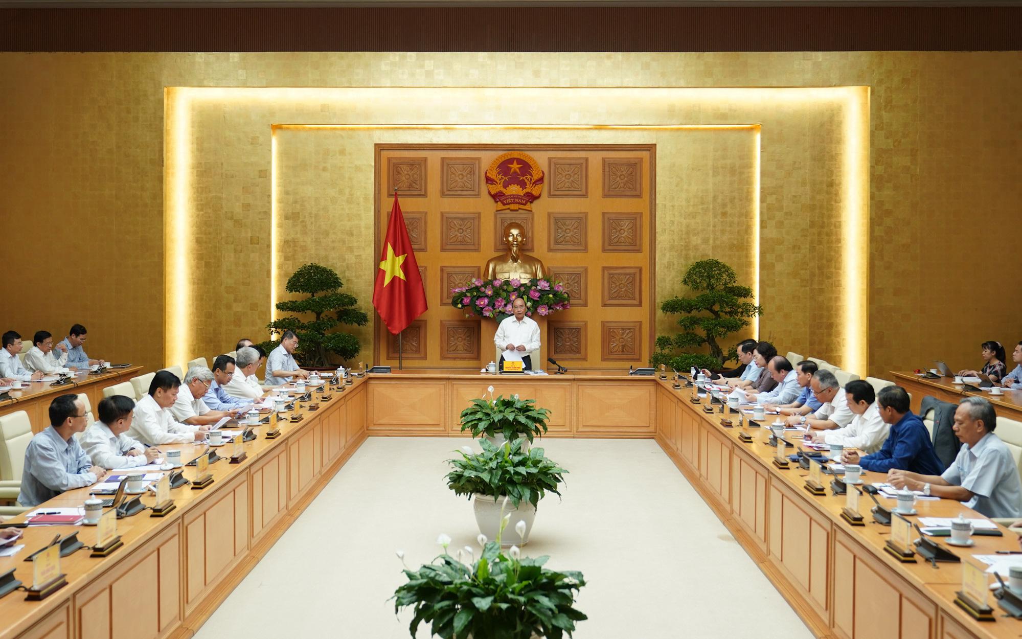 Thủ tướng: Bỏ lỡ cơ hội thu hút nguồn vốn xã hội, FDI khu vực và toàn cầu trong lúc dịch chuyển các dòng vốn là một sai lầm lớn