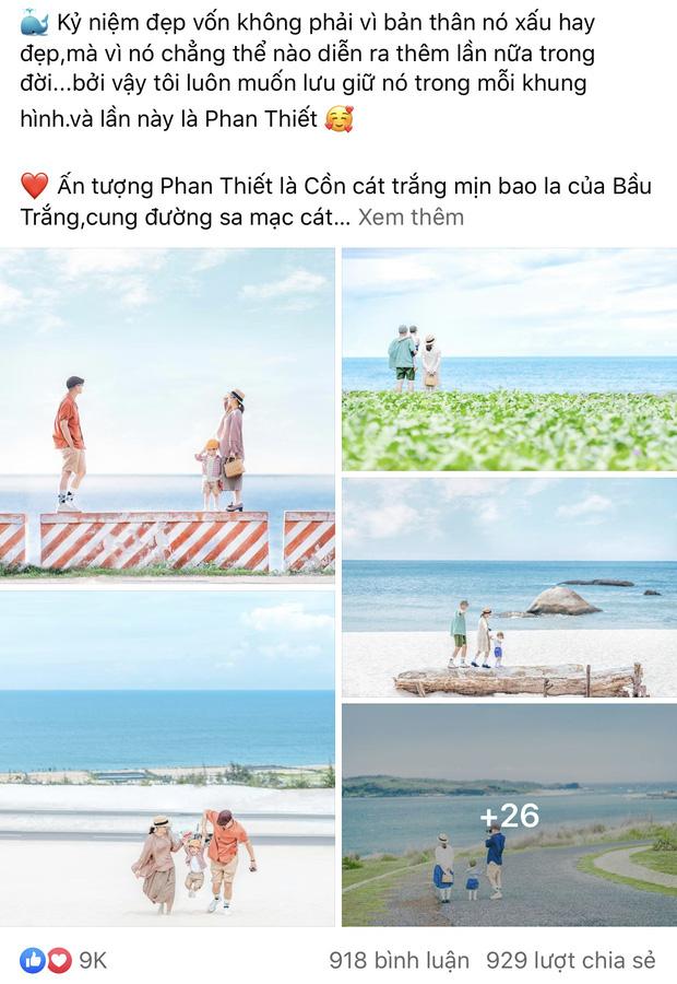 Không tin vào mắt mình đây là Bình Thuận qua bộ ảnh du lịch của gia đình này, xem xong chỉ muốn xách balo lên và đi ngay! - Ảnh 1.
