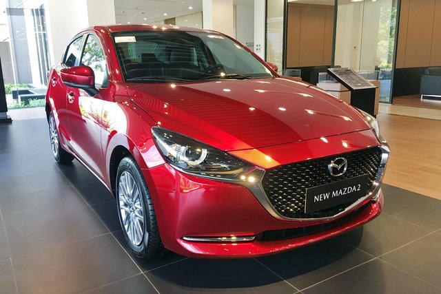 Mazda hạ giá sốc loạt xe hot tại Việt Nam: CX-8 giảm 200 triệu, CX-5 rẻ nhất phân khúc - Ảnh 5.