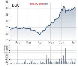 Hơn 129 triệu cổ phiếu DGC của Hóa chất Đức Giang sẽ chuyển sàn niêm yết sang HoSE - Ảnh 1.