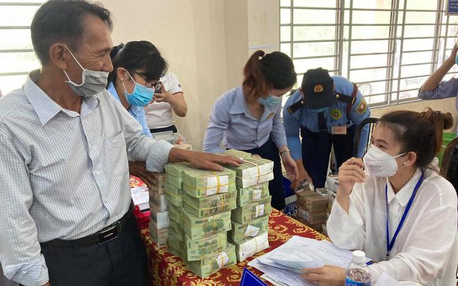 Đồng Nai chi trả đợt 6 hơn 350 tỷ cho người dân bị thu hồi đất làm sân bay Long Thành