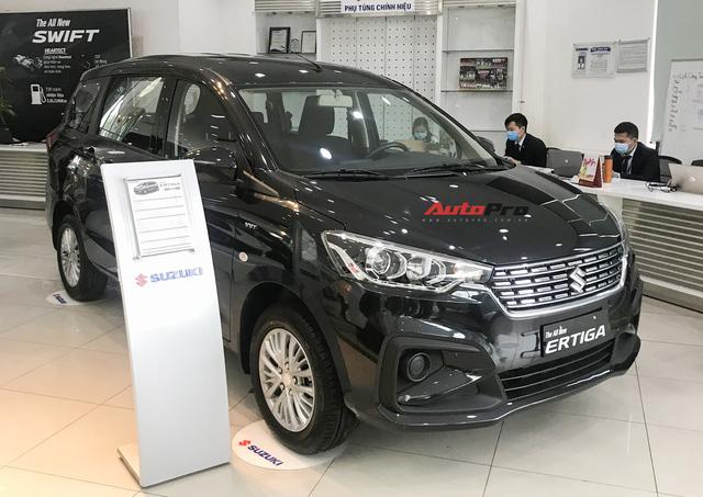 Suzuki Ertiga và XL7 giảm giá kịch sàn tại đại lý để đối đầu Xpander, cao nhất 42 triệu đồng - Ảnh 2.