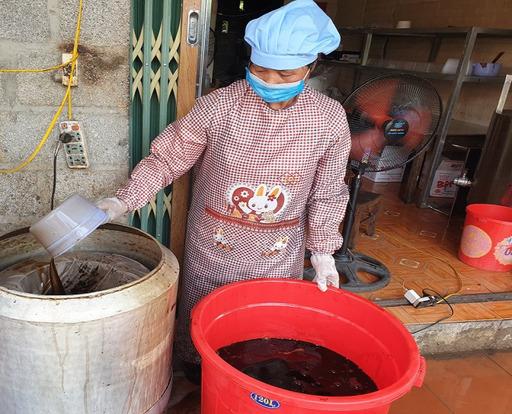 Cây thạch đen góp phần xóa đói giảm nghèo cho nông dân Cao Bằng - Ảnh 2.