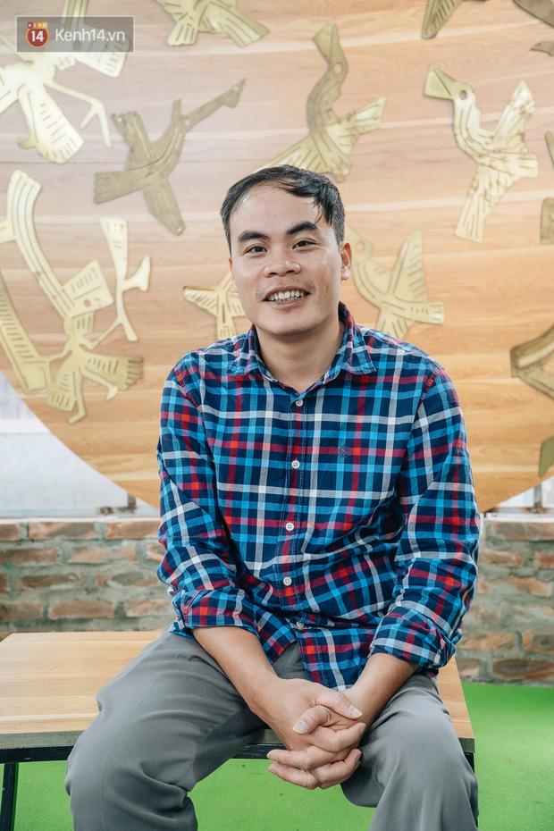 Anh giám đốc đặt tên Vụn cho doanh nghiệp, đi hết 17 phường của quận Hà Đông để chiêu mộ người khuyết tật biến rác thành vàng - Ảnh 12.