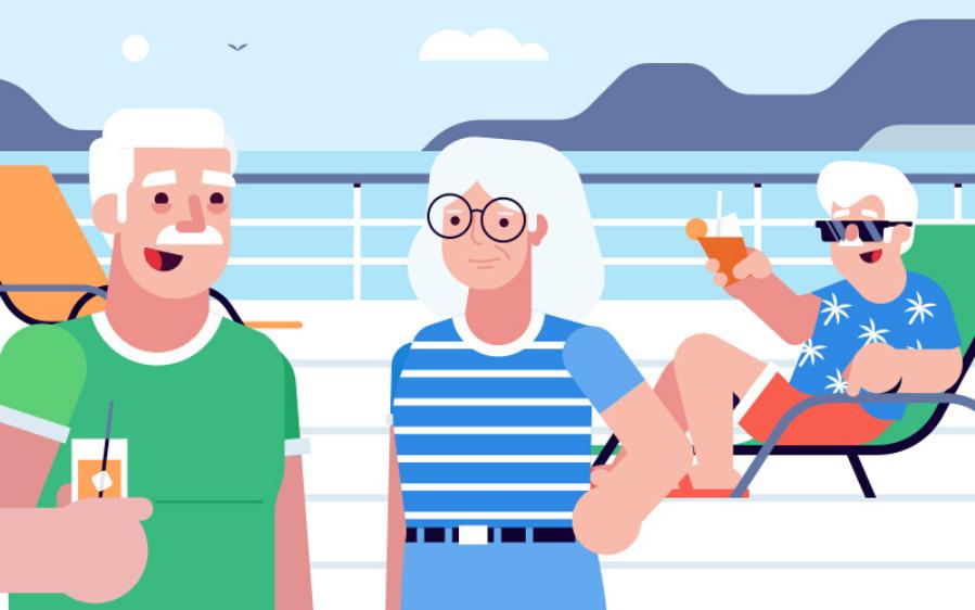 """Nghỉ hưu không có nghĩa là dừng lại, đó là thời điểm để bạn bắt đầu lượt chơi thứ 2 để """"hoàn thiện một cuộc sống viên mãn"""""""
