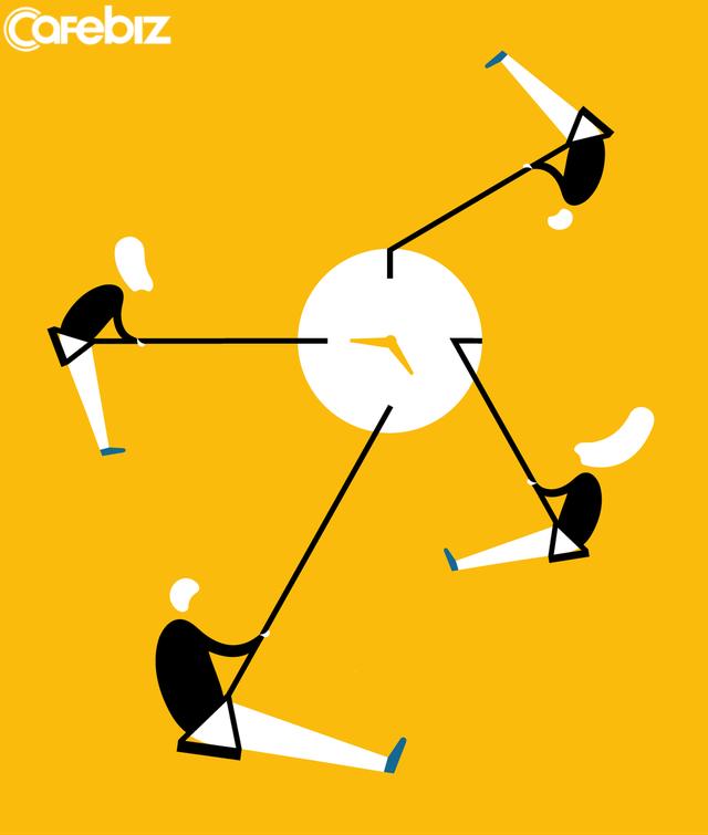 Bí quyết của người làm việc năng suất: Sự khác biệt nằm ở tư duy  - Ảnh 2.