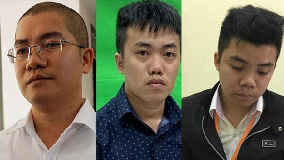 Bắt giam nguyên Phó Tổng Giám đốc Công ty Alibaba  - Ảnh 1.