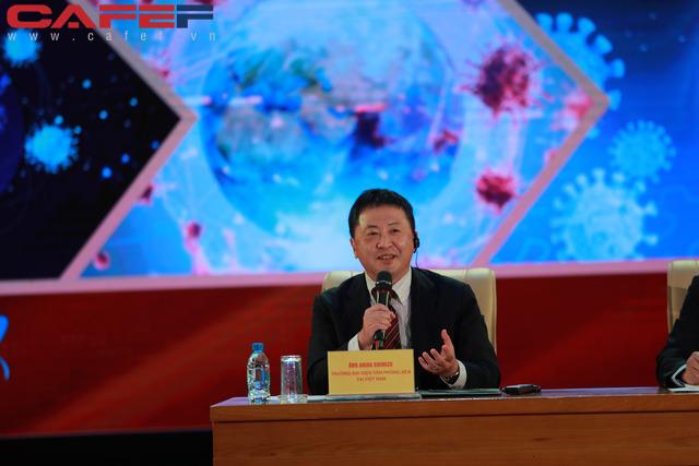 Trưởng đại diện JICA: Chiến thắng đại dịch, cầu về lao động chất lượng cao tăng là những yếu tố 'thúc' Việt Nam phát triển bao trùm và bền vững - Ảnh 1.