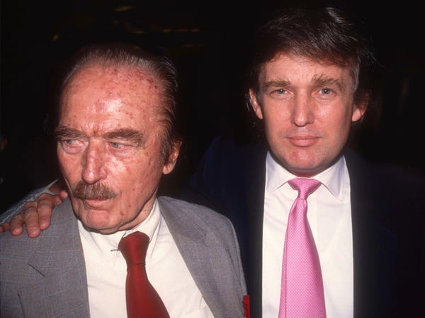 Gia đình Trump: Từ những người nhập cư tới đế chế kinh doanh 4 đời trên đất Mỹ - Ảnh 2.