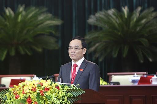 Ông Nguyễn Thiện Nhân tiếp tục chỉ đạo Đảng bộ TPHCM khóa XI - Ảnh 1.