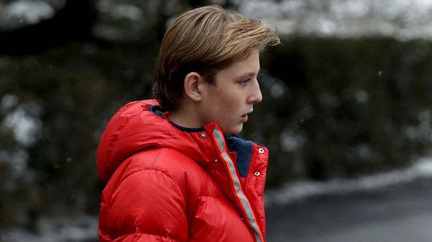 """Thích một mình, chuộng mặc vest từ nhỏ và loạt fact ít ai biết về """"Hoàng tử Nhà Trắng"""" Barron Trump - Cậu bé được cả thế giới săn đón - Ảnh 12."""