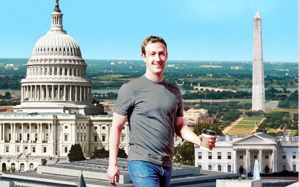 CEO Faceook đã dần trở thành nhân vật ảnh hưởng rất lớn đến chính trường Mỹ như thế nào? - Ảnh 1.