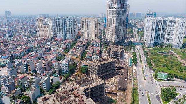 Áp lực của thị trường bất động sản 3 tháng cuối năm - Ảnh 1.