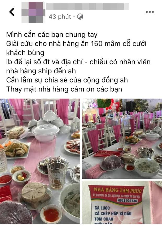 Gặp chủ nhà hàng bị bom cỗ ở Điện Biên: Biết bị lừa cả 2 vợ chồng chỉ ôm nhau khóc, 150 mâm cỗ là số lượng lớn nhất từ trước đến nay - Ảnh 12.