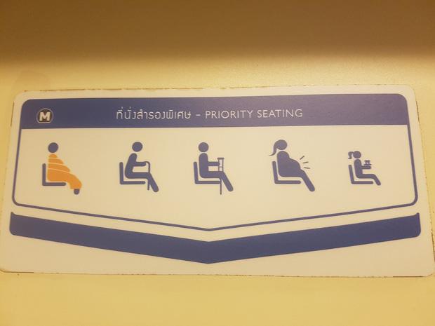 Nên hay không ngồi vào ghế ưu tiên cho người khuyết tật lúc vắng chỗ: Câu chuyện tranh cãi dài bất tận của cả thế giới  - Ảnh 5.