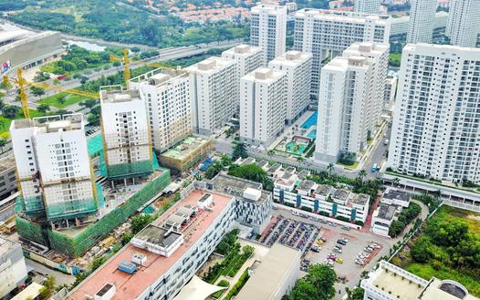 Nguồn cung mới căn hộ cao cấp tại Tp.HCM bùng nổ, tăng gấp 2,5 lần so với quý 2