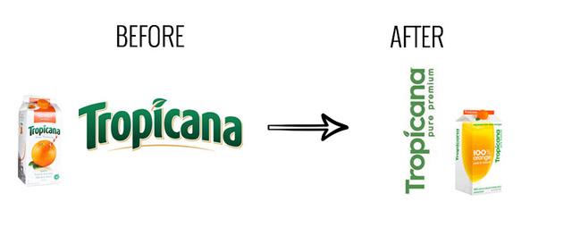 """Thảm họa đổi bao bì của Tropicana: Hiện đại nhưng """"hại"""" 50 triệu USD, ngậm ngùi mặc lại """"áo cũ"""" sau 2 tháng - Ảnh 3."""