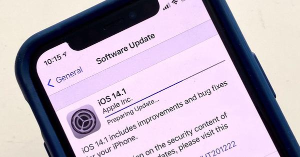 Apple phát hành iOS 14.1: Sửa hàng loạt lỗi mới - Ảnh 2.