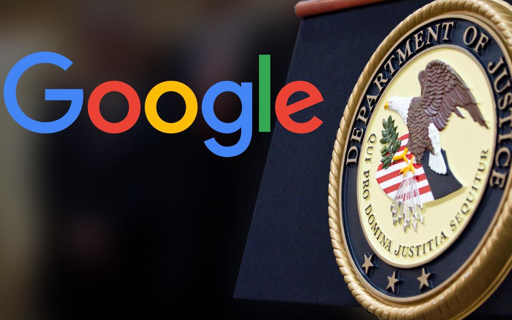 Vụ kiện lớn nhất thế giới trong 2 thập kỷ: Chính quyền Tổng thống Trump chính thức đệ đơn kiện Google