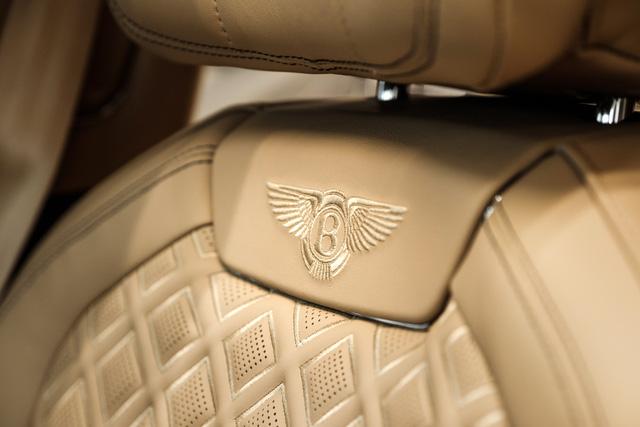Cận cảnh Bentley Flying Spur First Edition đầu tiên tại Việt Nam, giá bán lên tới 30 tỷ đồng - Ảnh 15.