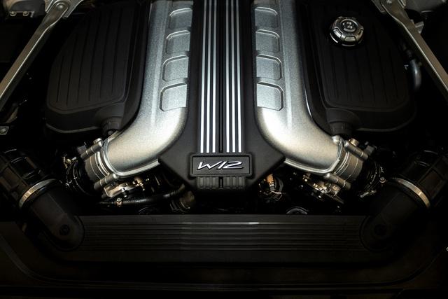 Cận cảnh Bentley Flying Spur First Edition đầu tiên tại Việt Nam, giá bán lên tới 30 tỷ đồng - Ảnh 16.