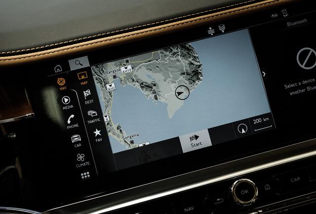 Cận cảnh Bentley Flying Spur First Edition đầu tiên tại Việt Nam, giá bán lên tới 30 tỷ đồng - Ảnh 10.