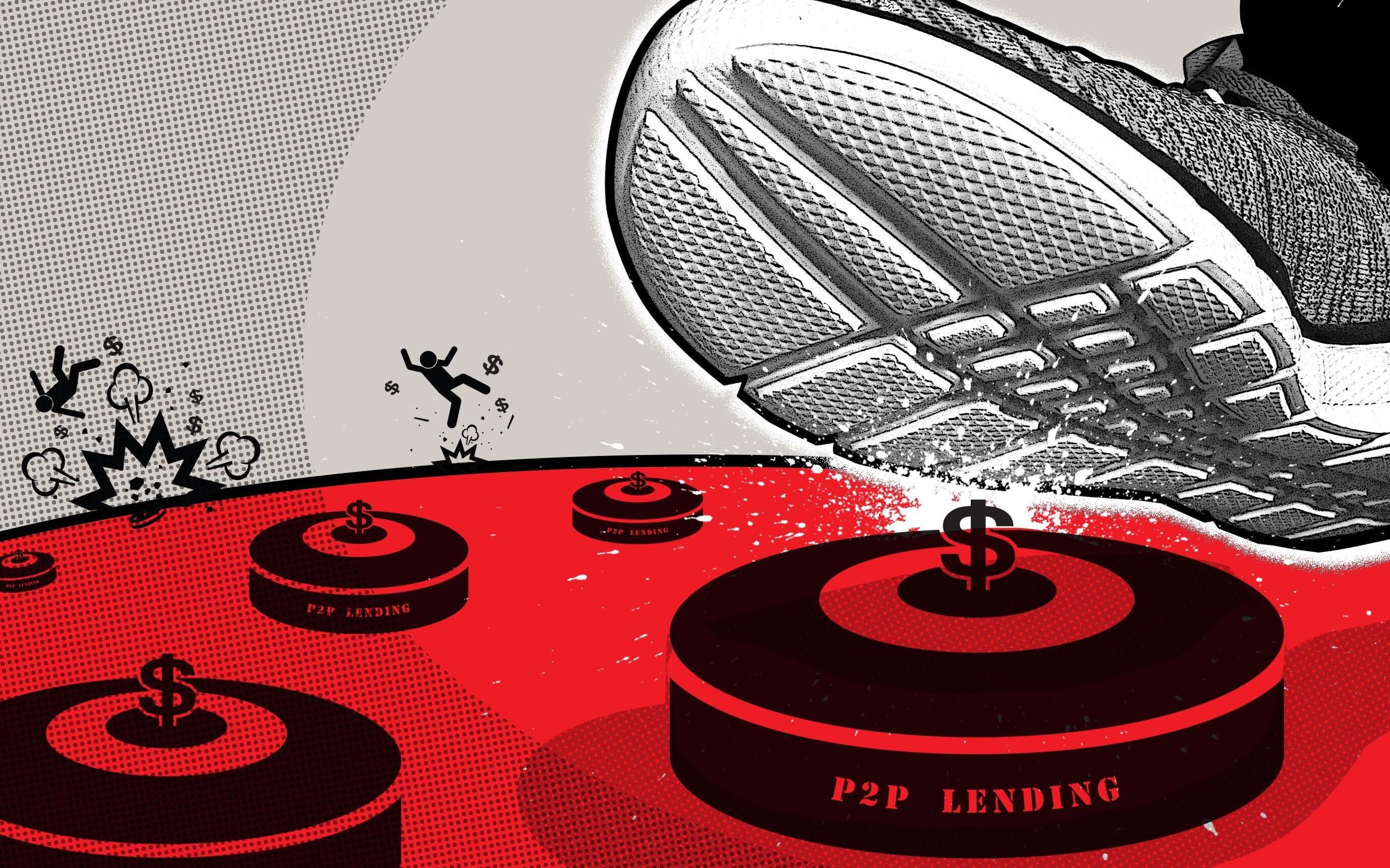 Trung Quốc: Nhà đầu tư mất trắng 120 tỷ USD khi hệ thống P2P sụp đổ