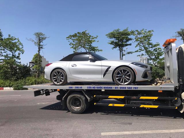 Bắt gặp BMW Z4 thế hệ mới đầu tiên về Việt Nam, giá bán và trang bị là điều khác biệt - Ảnh 1.