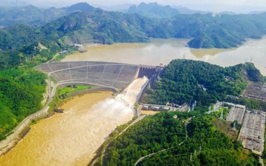 Lưu lượng nước về hồ tăng mạnh, Thủy điện Thác Bà (TBC) báo lã quý 3 gấp 3 lần cùng kỳ