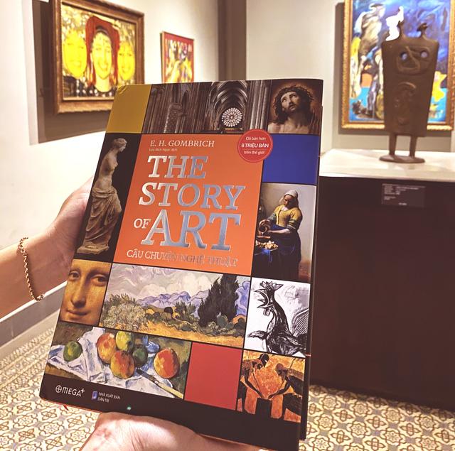Câu chuyện nghệ thuật: Cuốn sách nâng tầm hiểu biết về nghệ thuật Châu Âu, một trong những cái nôi lớn nhất về văn minh nhân loại  - Ảnh 1.