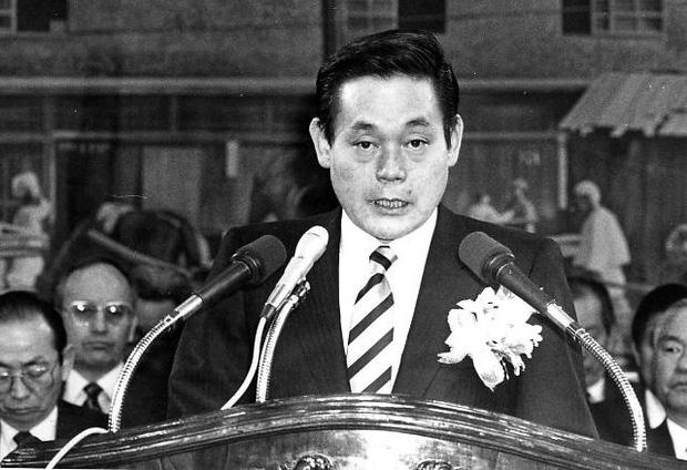 Chuyện đời cố Chủ tịch Lee Kun-hee: Người đàn ông huyền thoại đã biến Samsung trở thành một đế chế điện tử hàng đầu thế giới - Ảnh 2.