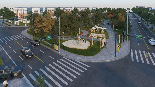 Thực hư LDG Group cố tình xây dựng sai phép tại dự án Viva Park? - Ảnh 1.