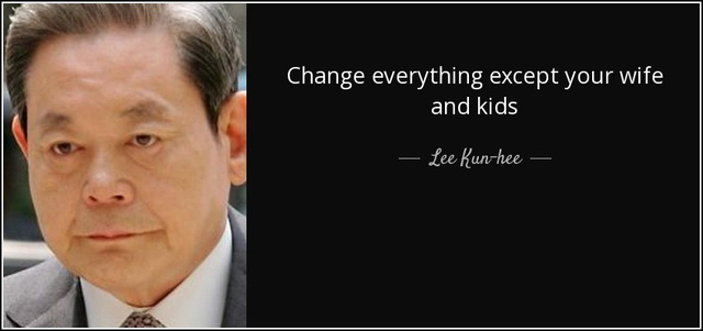 Chủ tịch Tập đoàn Samsung Lee Kun Hee và cuộc đại cải cách New Management 1993  - Ảnh 3.