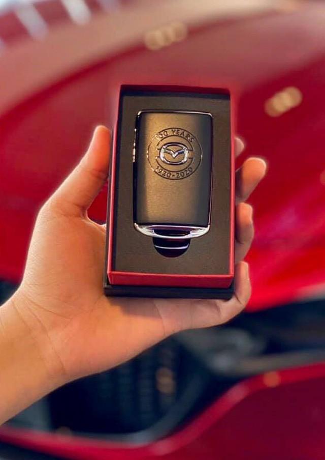 Mazda3 thêm phiên bản đặc biệt tại Việt Nam: Giá 869 triệu đồng, sản xuất giới hạn chỉ 40 chiếc - Ảnh 8.