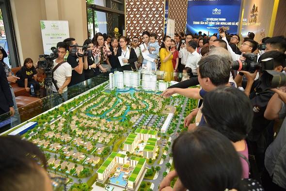 Cuộc di cư mới của loạt doanh nghiệp bất động sản phía Nam  - Ảnh 3.