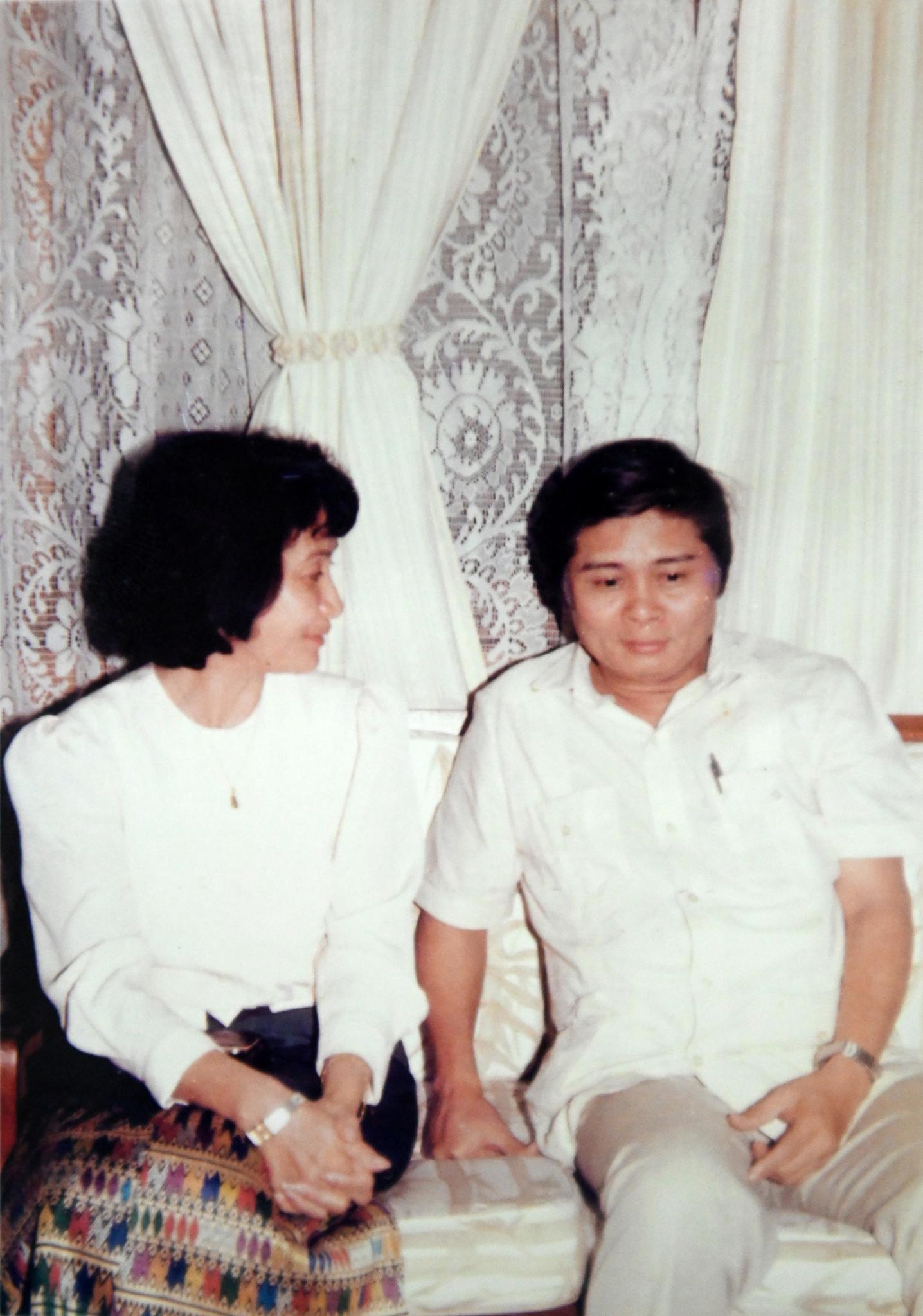 Người đàm phán Hiệp định Việt Mỹ với triết lý thợ cày và mẹt hoa quả vỉa hè khắc họa bức tranh cuộc đời - Ảnh 5.