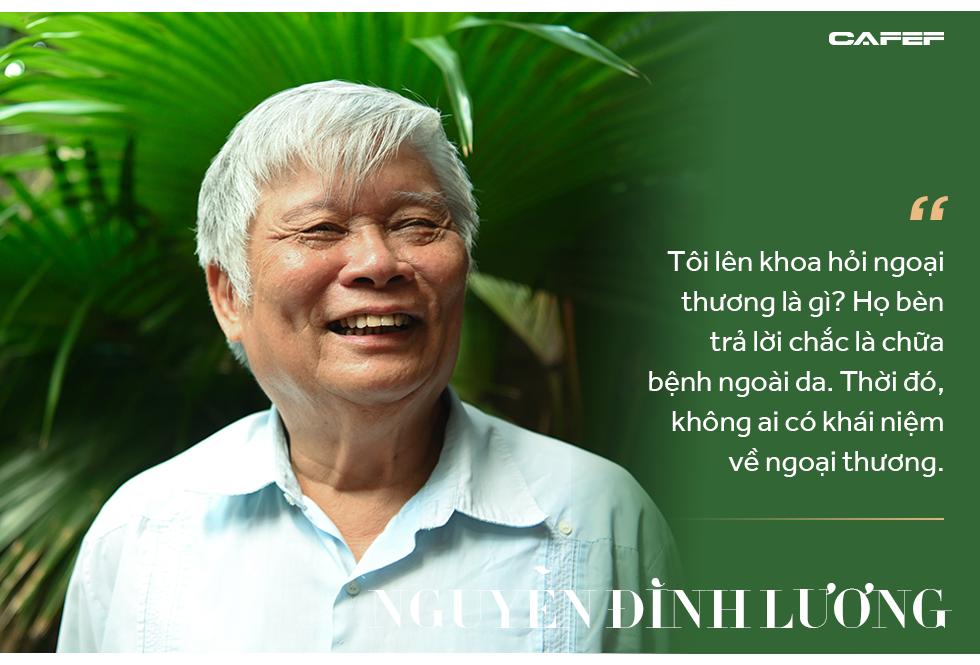 Người đàm phán Hiệp định Việt Mỹ với triết lý thợ cày và mẹt hoa quả vỉa hè khắc họa bức tranh cuộc đời - Ảnh 4.
