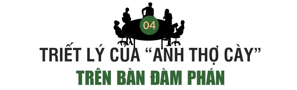 Người đàm phán Hiệp định Việt Mỹ với triết lý thợ cày và mẹt hoa quả vỉa hè khắc họa bức tranh cuộc đời - Ảnh 11.