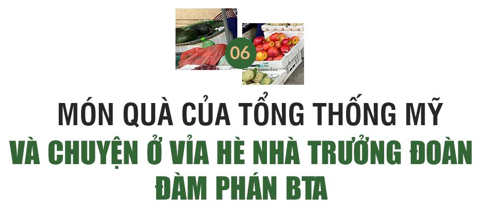 Người đàm phán Hiệp định Việt Mỹ với triết lý thợ cày và mẹt hoa quả vỉa hè khắc họa bức tranh cuộc đời - Ảnh 16.