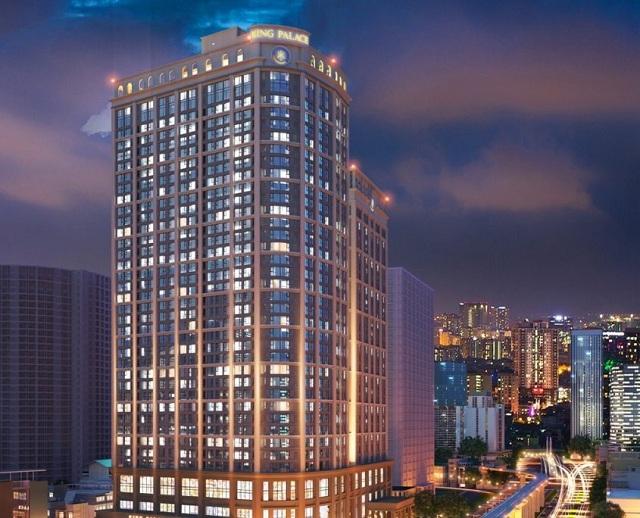 Loạt dự án cao cấp giá 40-95 triệu đồng/m2 sắp bàn giao ở Hà Nội - Ảnh 1.