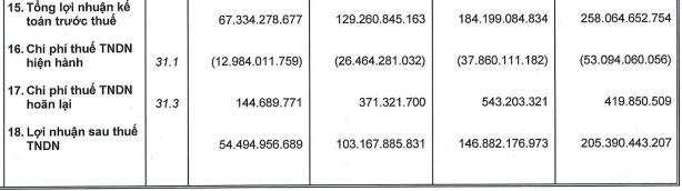 Ricons: Quý 3 tiếp tục giảm sút phân nửa lợi nhuận về 54 tỷ đồng, tất toán sạch cả 1.000 tỷ phải thu với Coteccons và Unicons - Ảnh 2.
