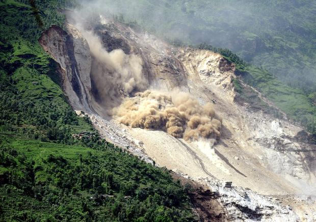 Sự thật đằng sau các vụ sạt lở đất: Thảm họa đứng thứ 7 lịch sử về khả năng gây chết người nhưng lại ít được con người để ý đến  - Ảnh 2.