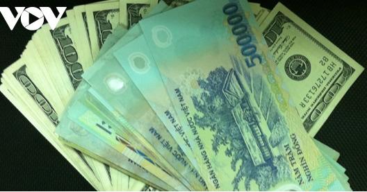 Giá USD tại các ngân hàng thương mại tăng nhẹ - Ảnh 1.